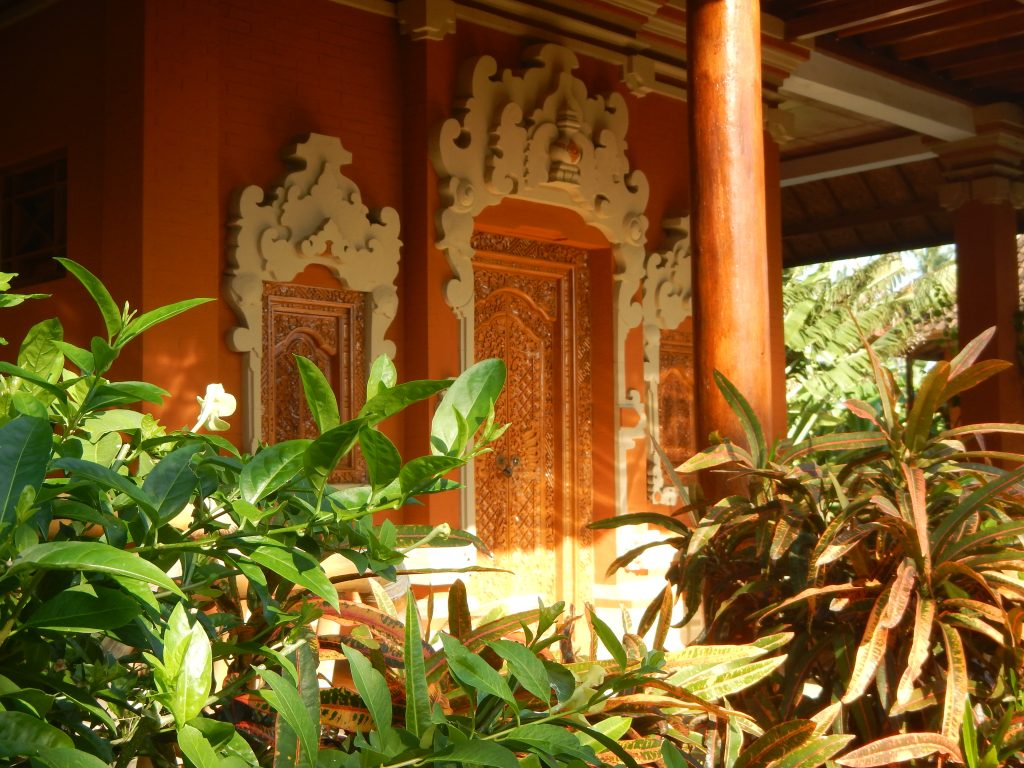 Private Villa Sinar Cinta Amed East-Bali in Balinese style