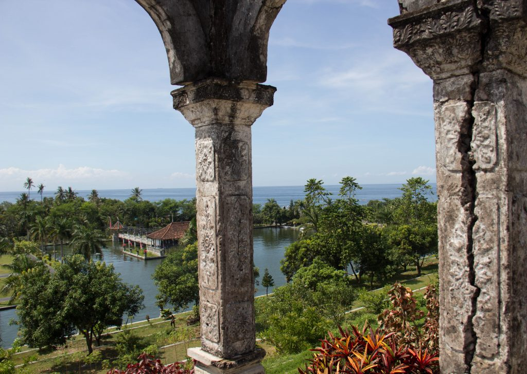 Waterpalace Ujung East-Bali